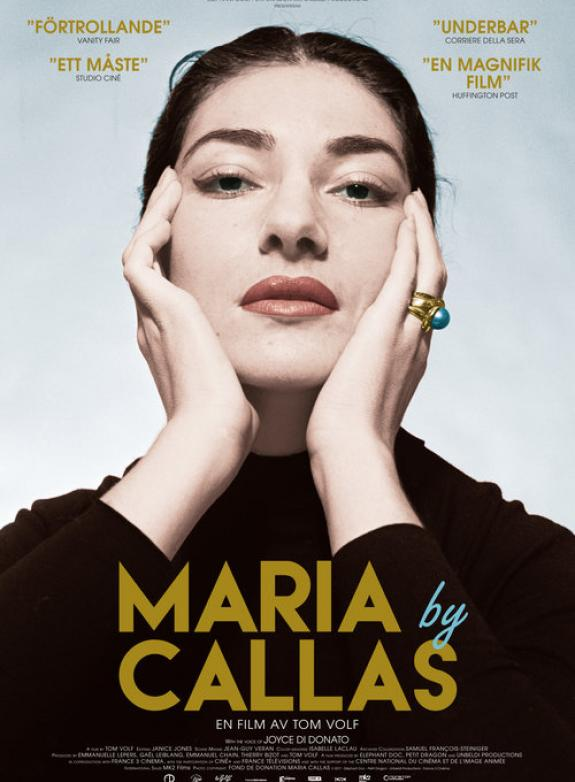 Maria by Callas: In Her Own Words poster