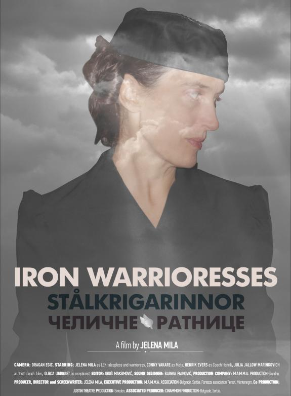 Iron Warrioresses - Stålkrigarinnor poster