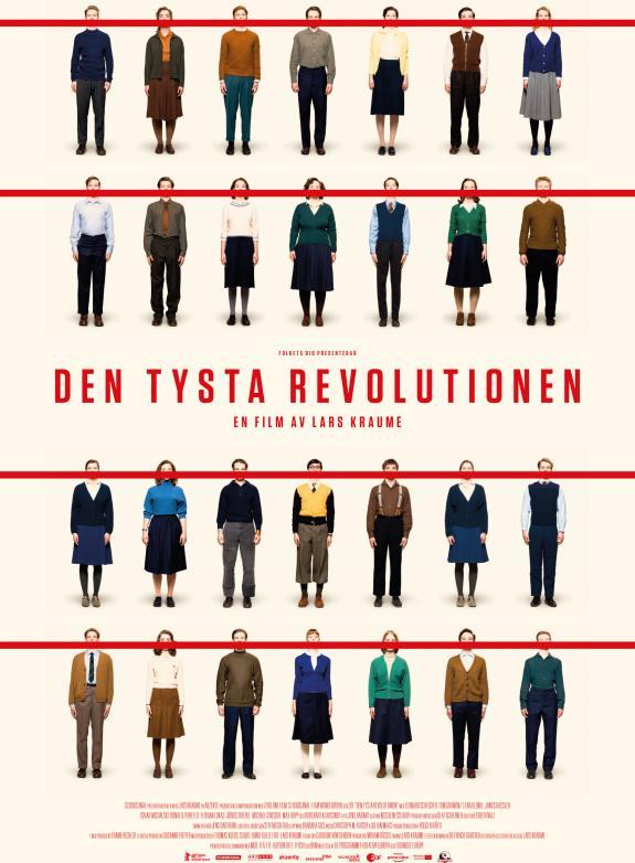 Den tysta revolutionen poster