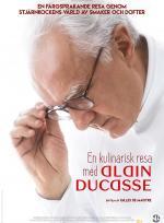 En kulinarisk resa med Alain Ducasse poster