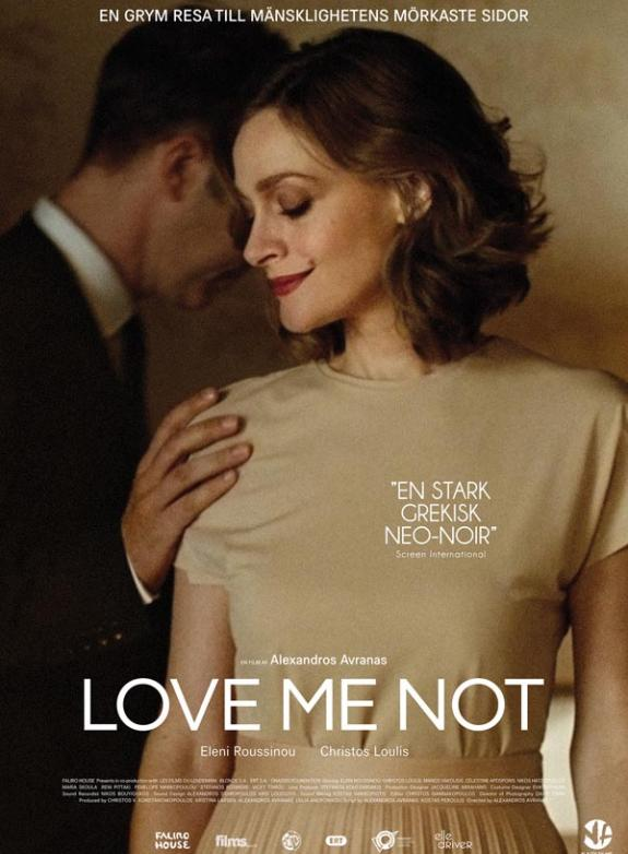 Love Me Not poster