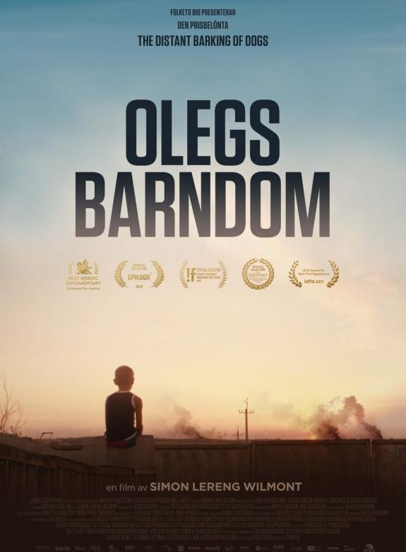 Olegs barndom poster