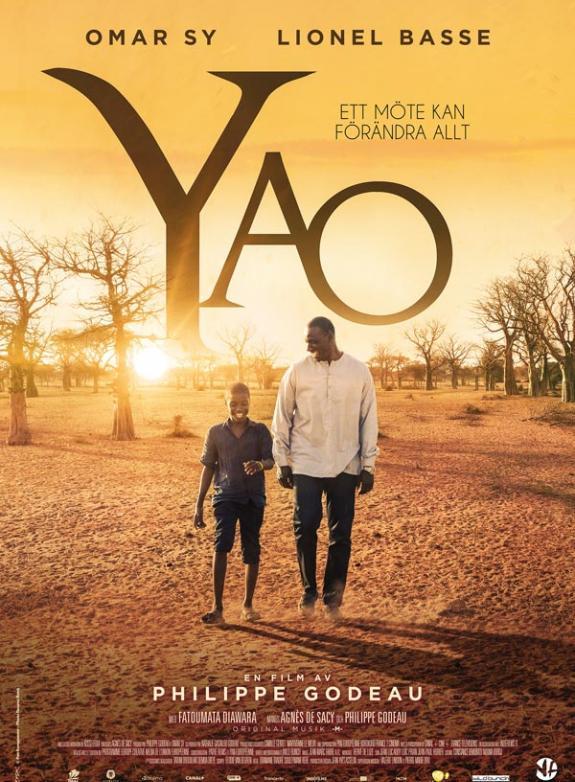 Yao poster
