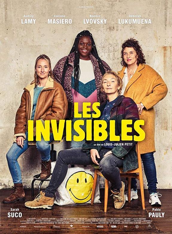 De osynliga poster