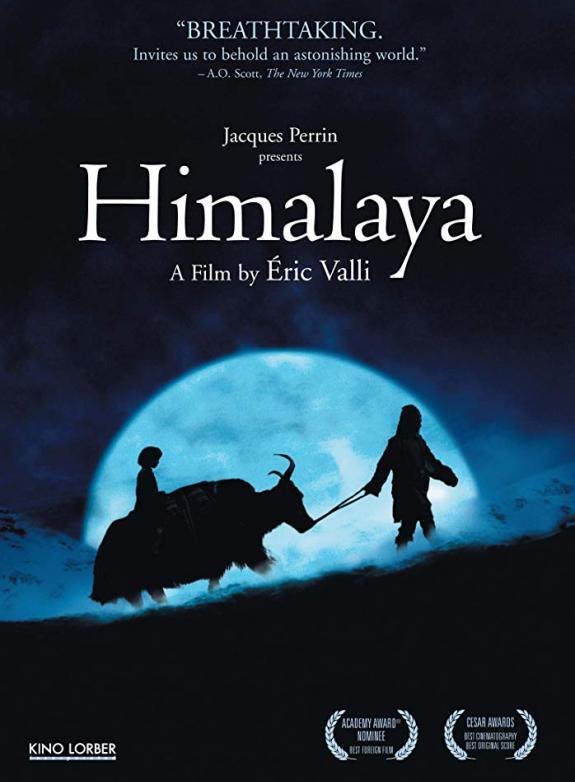 Himalaya poster