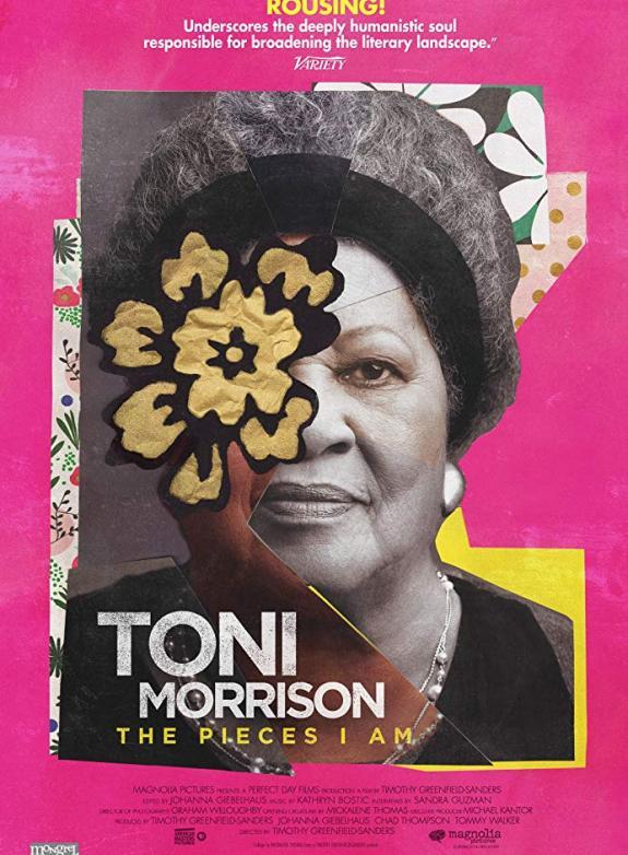 Toni Morrison: The Pieces I Am poster