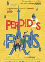 Vilse i Paris poster