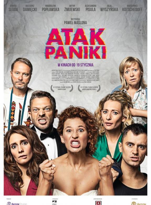 Panik Attack poster