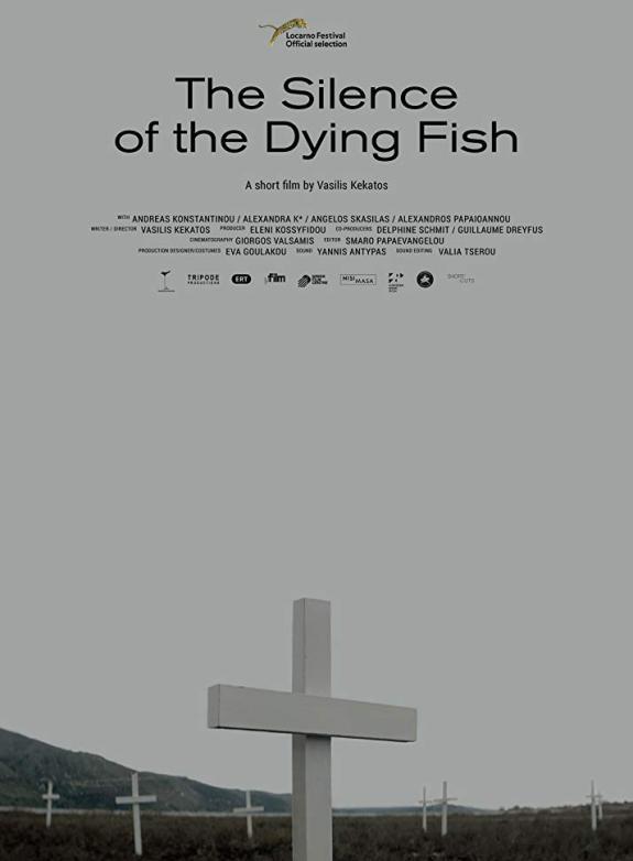 De döende fiskarnas tystnad  poster