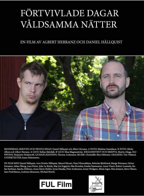 Biokväll med FUL Film & Osynk Produktioner poster