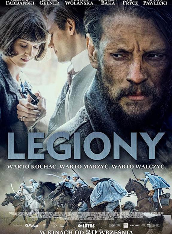 Legiony poster