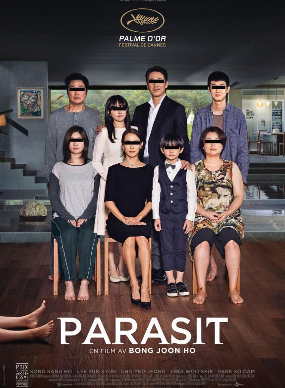 Parasit poster