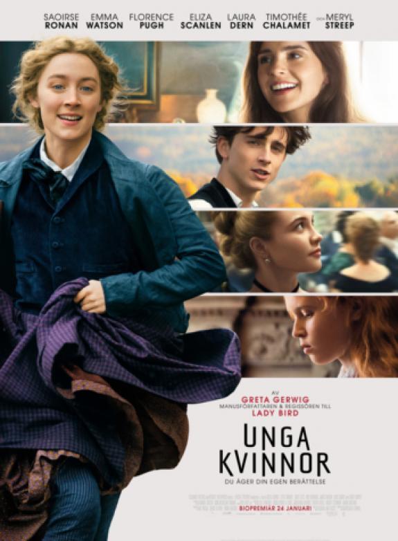 Unga Kvinnor poster
