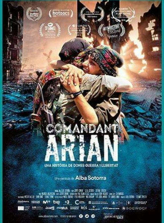Comandant Arian - Film & Samtal poster