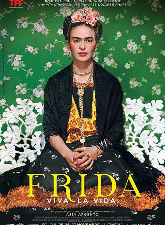 Frida Kahlo. Viva La Vida poster