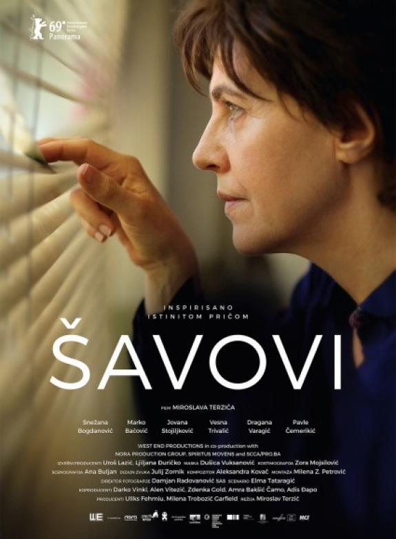 Savovi/Stitches poster