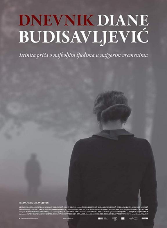 Dnevnik Diane Budisavljevic/The Diary of Diana Budisavljevic poster