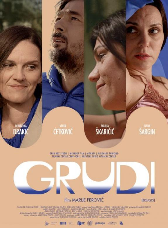 Grudi/Breasts poster