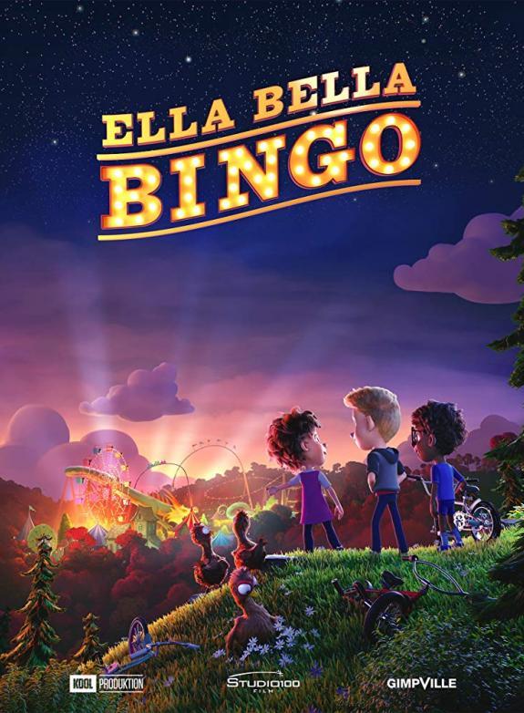 Ella Bella Bingo poster
