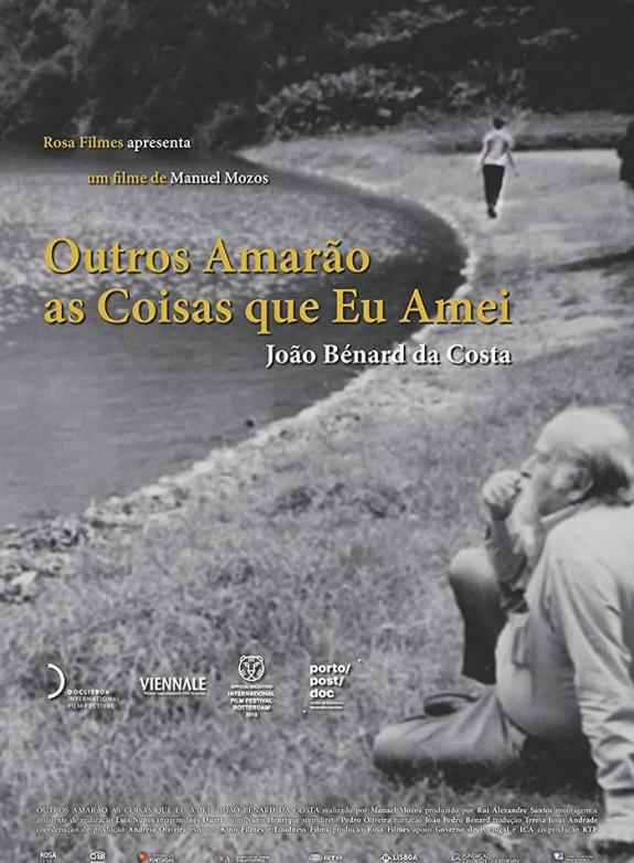 João Bénard da Costa: Others Will Love The Things I Have Loved  poster