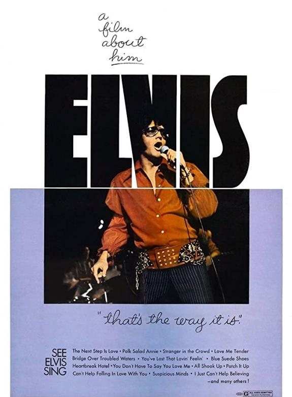 Elvis: That's the Way It Is poster