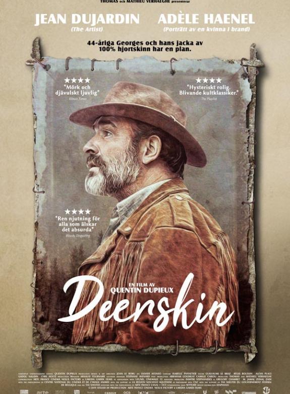 Deerskin poster