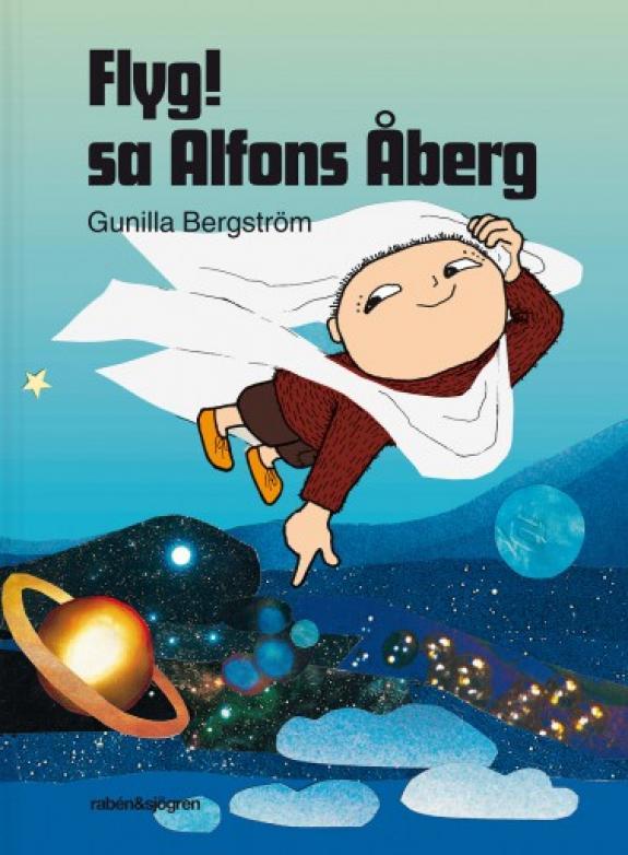 Flyg! sa Alfons Åberg (Sv. tal) poster