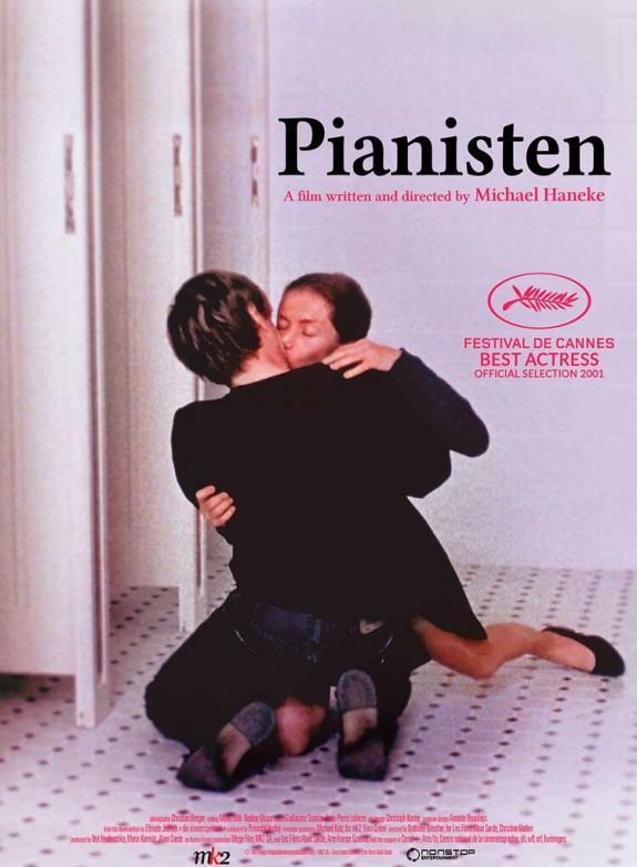 Pianisten poster