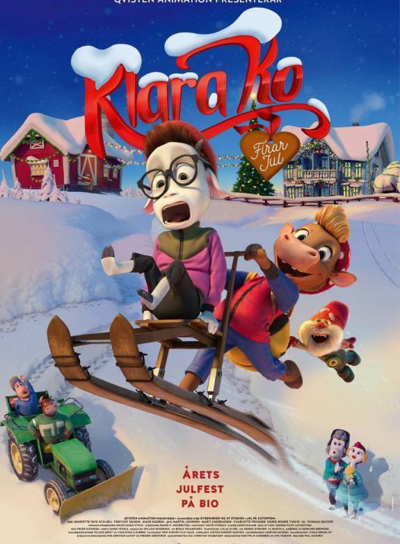 Klara Ko firar jul poster