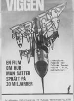 Viggen 37 - ett militärplans historia poster