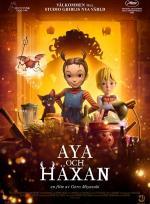 Aya och Häxan poster
