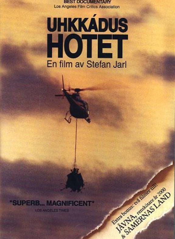 Hotet poster