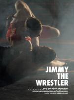 Jimmy the wrestler poster