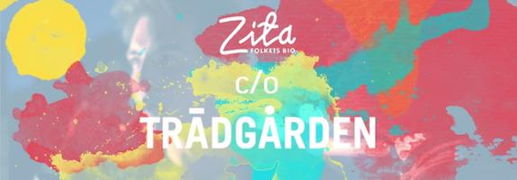 Zita Folkets Bio c/o Tr�dg�rden