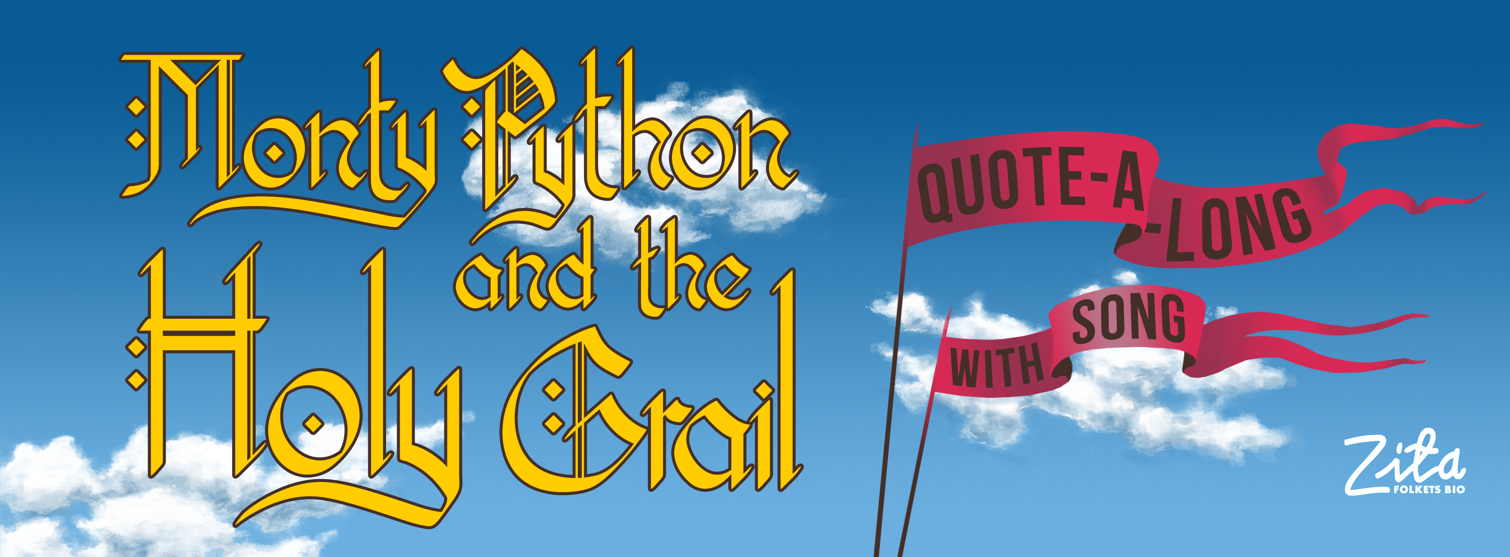 Monty Python and the Holy Grail - Quote A Long with song!