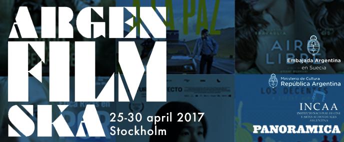 Argenfilmska - Argentinsk filmfestival
