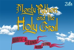Monty Python and the Holy Grail Quote a long with song!