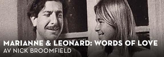 Marianne och leonard