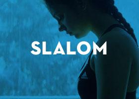slalom mini