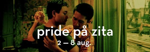 Pride på Zita
