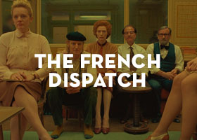 the french dispatch mini